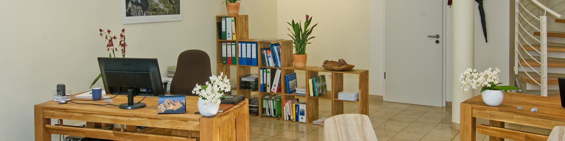 Immobilien Büro