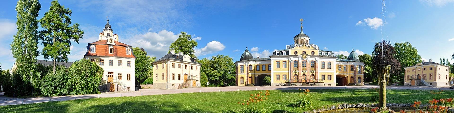 Belvedere Immobilien in Weimar